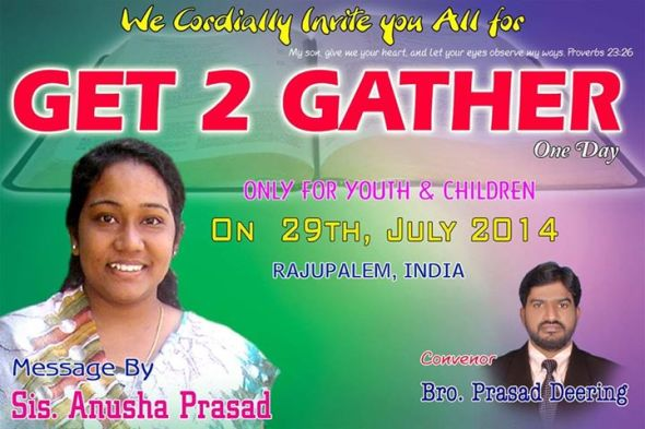 PrasadGetTogether