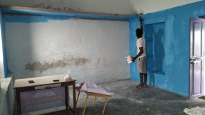 Sabbath Worship Center Making Clean & Painting (2)