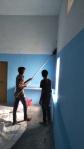 Sabbath Worship Center Making Clean & Painting(4)