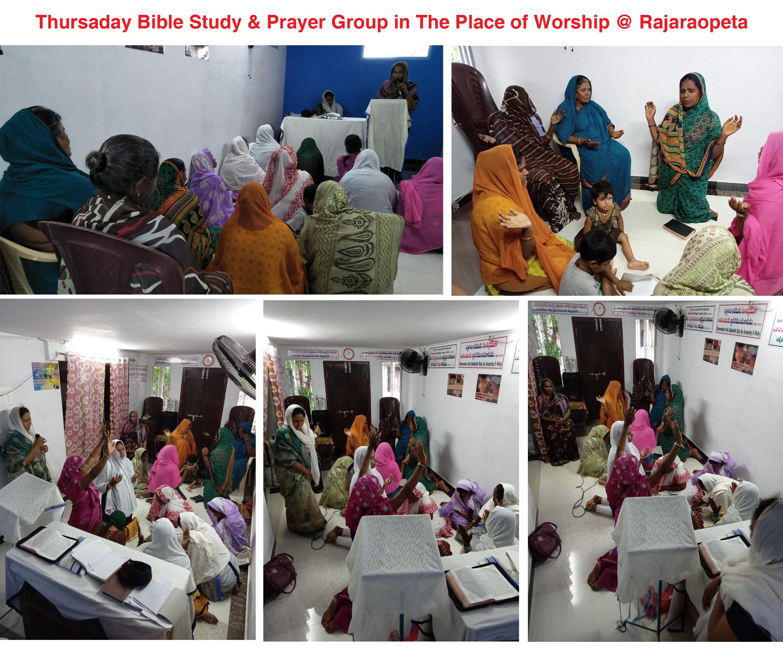 Thursaday Bible Study